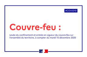 COVID19 : Le couvre-feu dans le Doubs / COVID-19 : Point sur la situation  dans le Doubs / Actualités / Accueil - Les services de l'État dans le Doubs