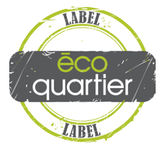 logo label éco quartier